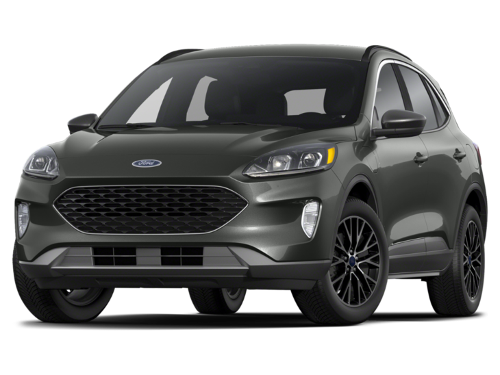 Ford Escape Titanium hybride rechargeable