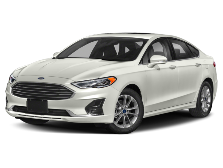 Ford Fusion hybride SEL