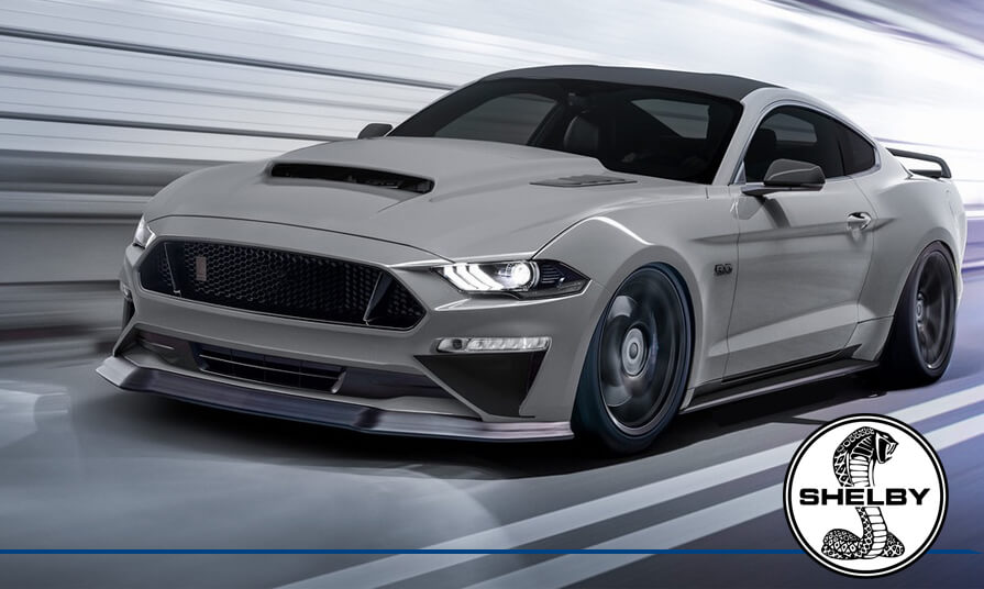 mustang shelby gt500 2019  une bombe de puissance