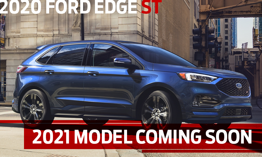 a highperformance version of the 2021 ford edge
