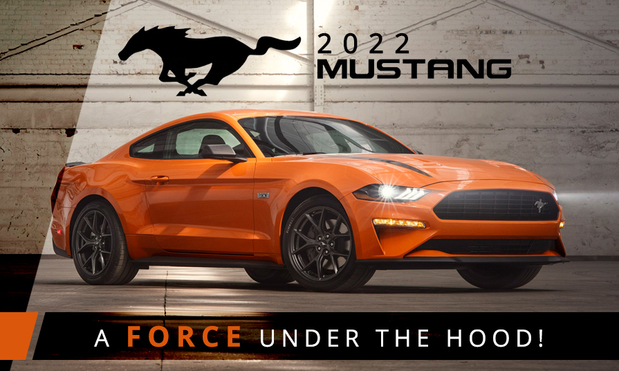 2022 Ford Mustang Price