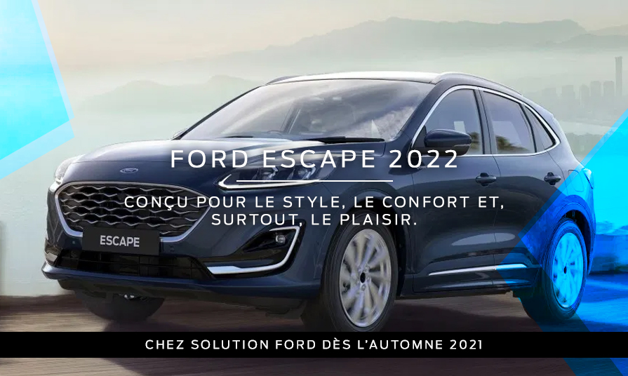 Ford Escape 2022