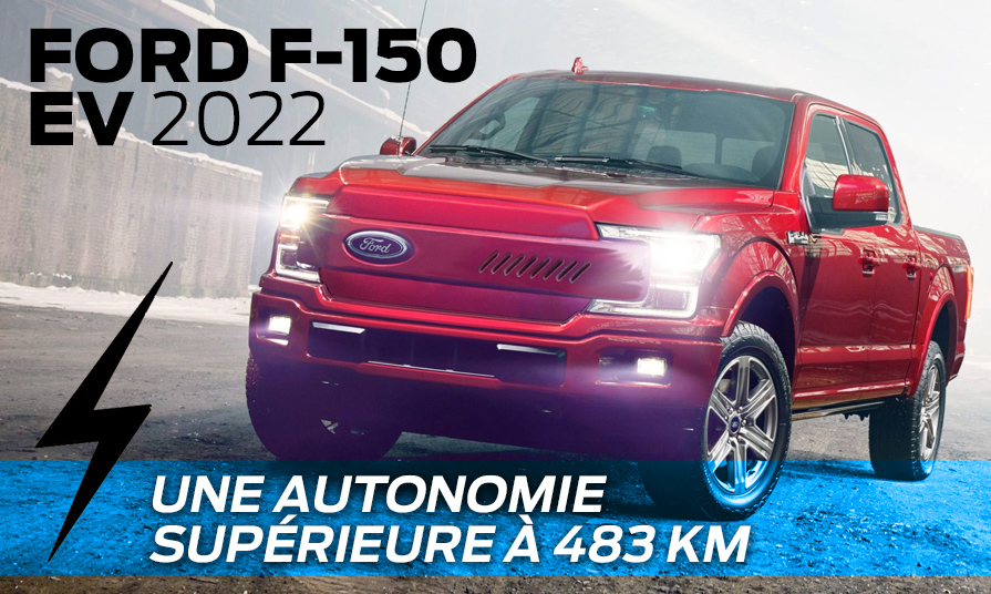 Ford F-150 2022