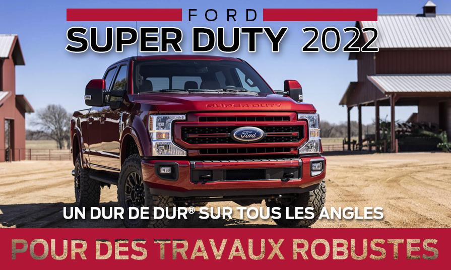 Ford F-250 Super Duty 2022