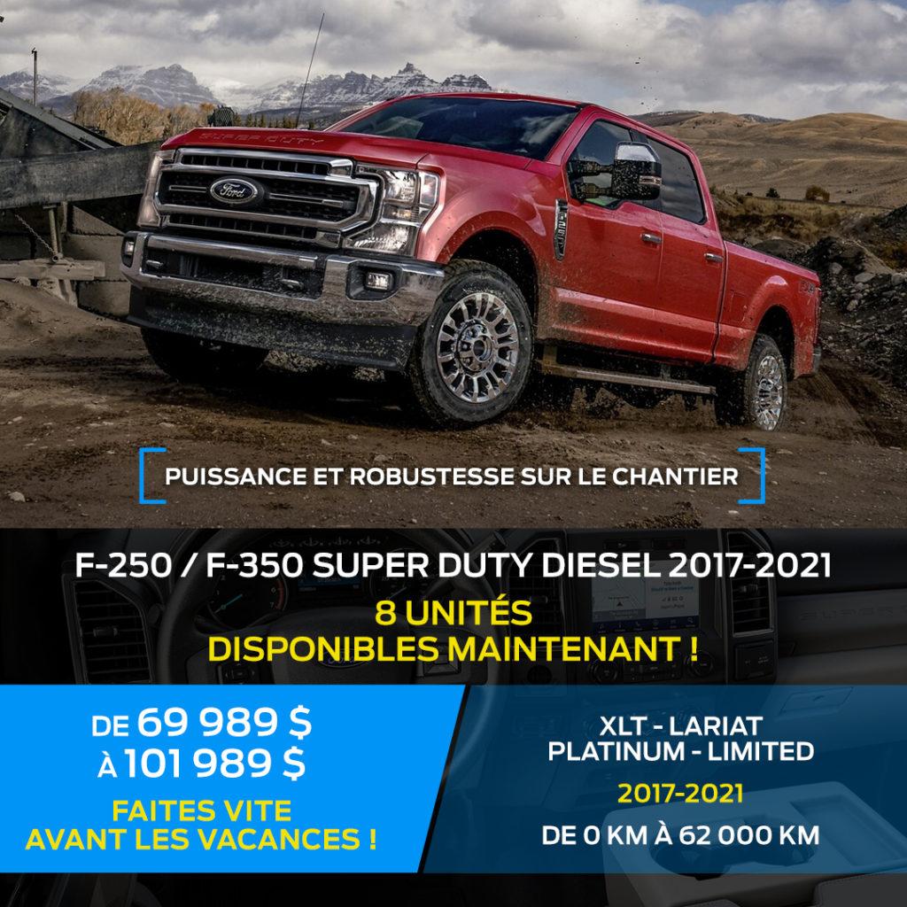Super duty Diesel