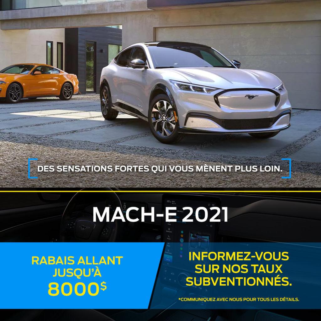 Ford Mach-E 2021